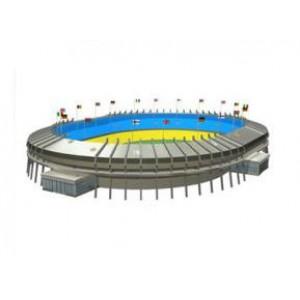 Оборудване и консумативи за стадиони и спортни съоръжения