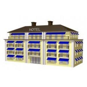 Оборудване и консумативи за хотели
