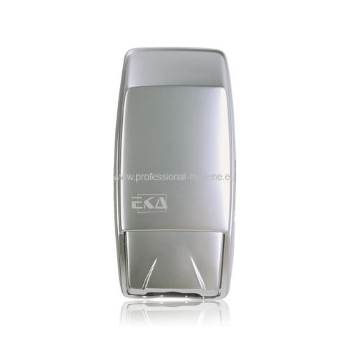 Дозатор за течен сапун Ека 720 мл. - сатинен