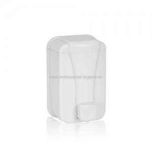 Дозатор за течен сапун 1000мл - бял