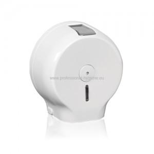 Диспенсър за тоалетна хартия - бял