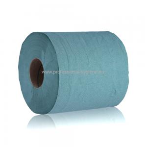 Кърпи за ръце на ролка Graspa Basic M – зелена