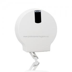 Диспенсър за тоалетна хартия Катрин - размер L - бял
