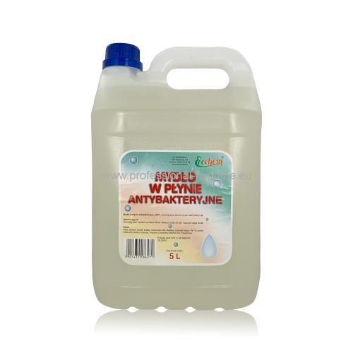 Течен сапун с антибактериално действие